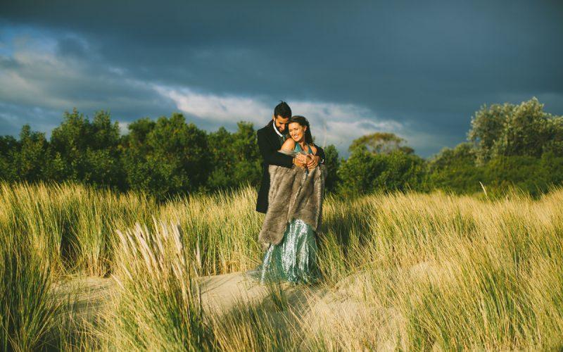 KIMIKA AND TONI, STEELES ISLAND