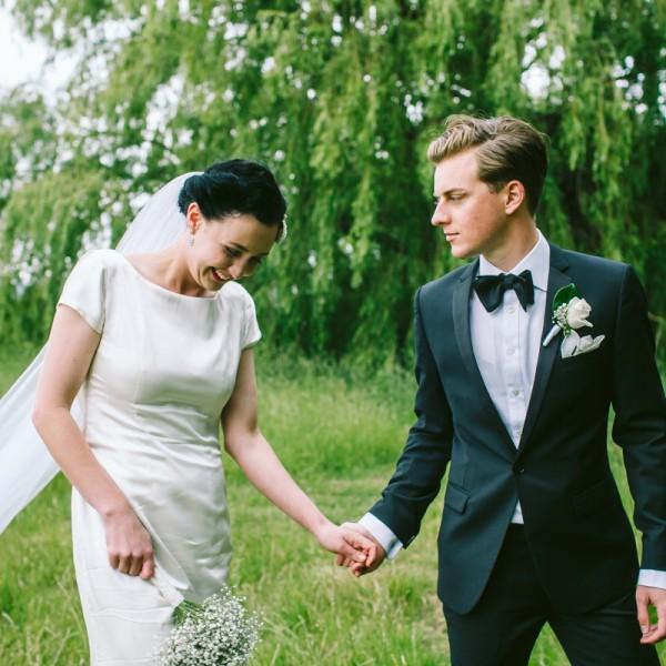 MYF AND BEN, WEDDING