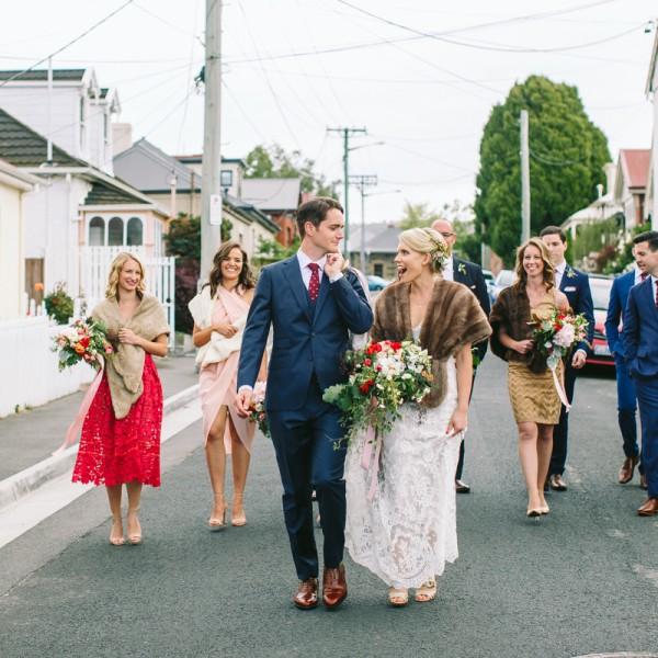 AMANDA AND RUSSELL, WEDDING